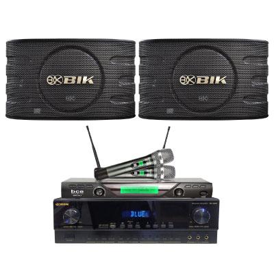 Dàn karaoke gia đình BC-BIK07