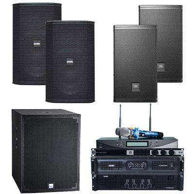 Dàn karaoke Luxury 2020-04 cấu hình hiện đại