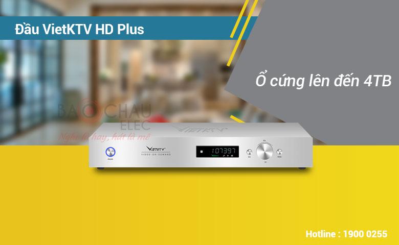 Đầu karaoke VietKTV HDPlus 4TB