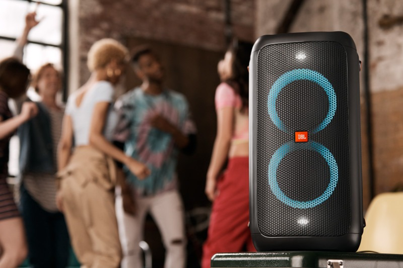 Loa Bluetooth tái hiện âm thanh sống động, chi tiết