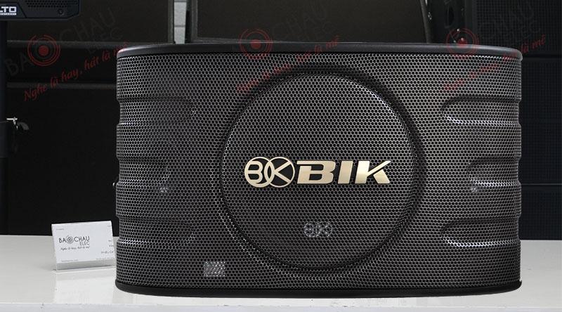 Loa karaokeBIKBJ-S668 sở hữu ngoại hình nhỏ gọn, màu sắc sang trọng