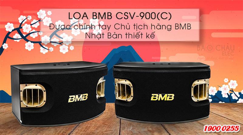 Loa BMB CSV900(C) được đánh giá cả cả về hình thức lẫn tính năng