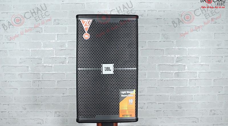 Loa JBL KES6100 cho người dùng những trải nghiệm âm thanh tuyệt vời
