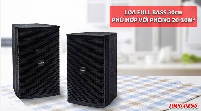 Loa karaoke Domus DP6120