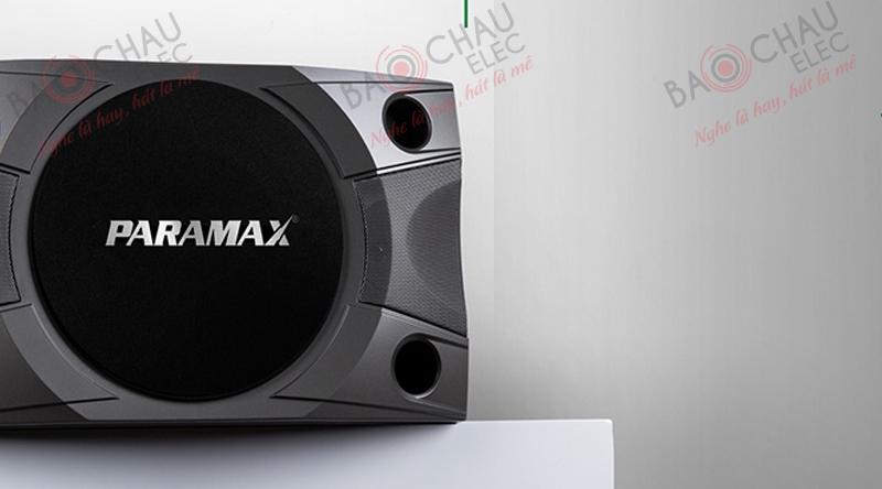 Loa Paramax P800 cho chất âm đầu ra sống động, chân thực
