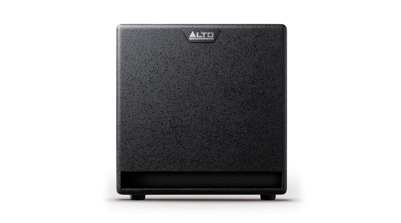 Loa sub điện Alto TX212S được trang bị củ bass 30cm