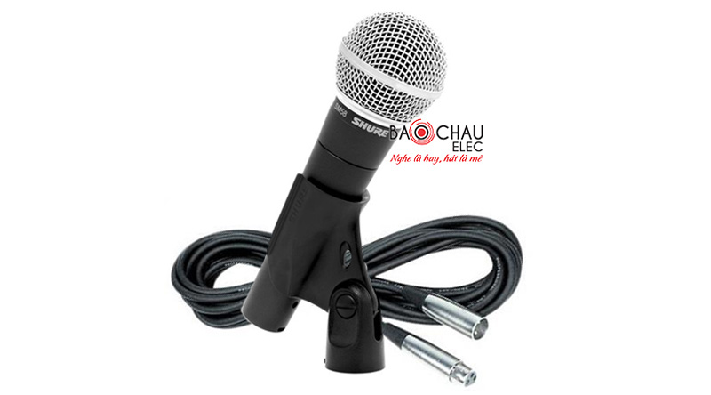 Micro có dây Shure SM58 LC