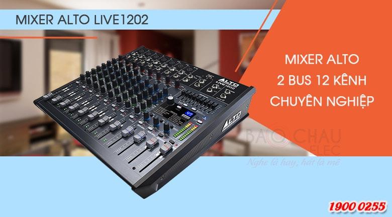 Bàn mixer Alto Live1202