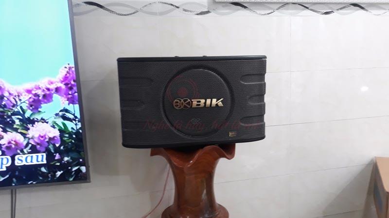 Lắp đặt dàn karaoke hơn 16 triệu cho gia đình anh Danh - Q13 (TP HCM)