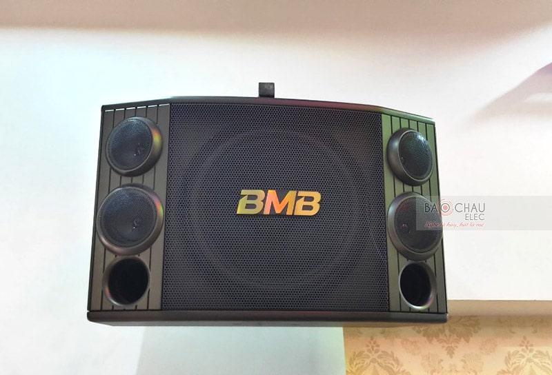 Loa karaoke BMB CSD2000(SE) thương hiệu Nhật, nhỏ gọn, màu sắc sang trọng, phù hợp với mọi phong cách thiết kế nội thất