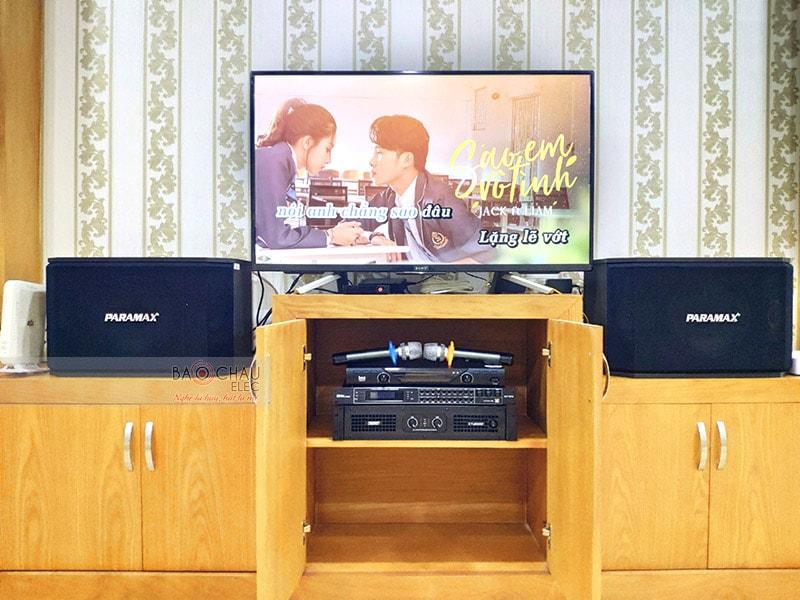 Khách hàng tại TP. Hồ Chí Minh lựa chọn Vang số chỉnh cơ BK sound DSP9000 cho dàn karaoke của mình