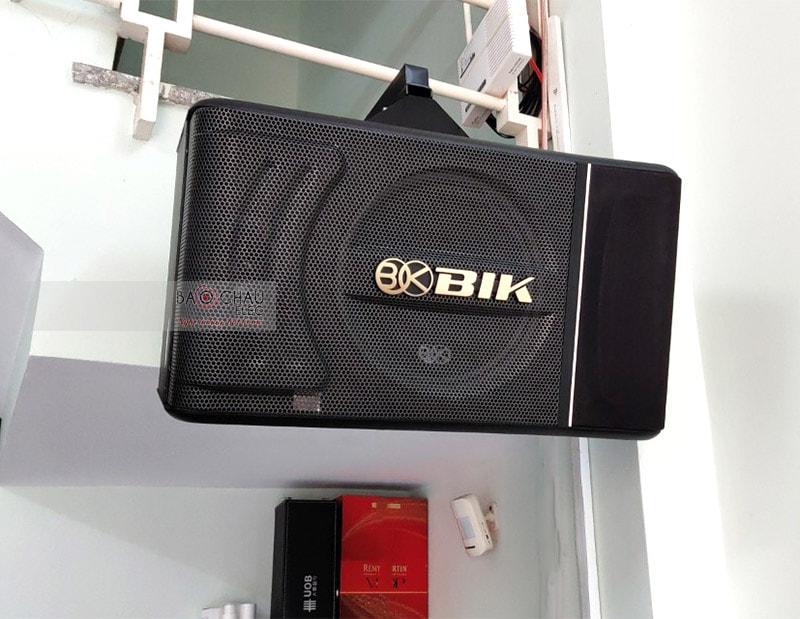 Là hệ thống 2 loa 2 đường tiếng giúp âm thanh được tái tạo hoàn hảo. BIK BJ-S886 hoạt động ở mức công suất trung bình 150W, cực đại 450W đem đến chất âm uy lực, bùng nổ