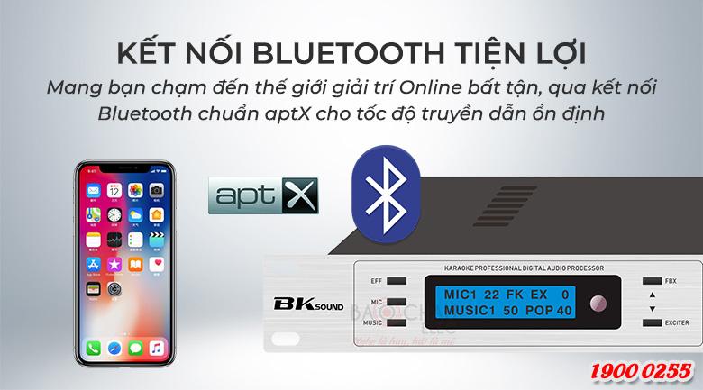 Vang số chỉnh cơ BK sound DSP9000
