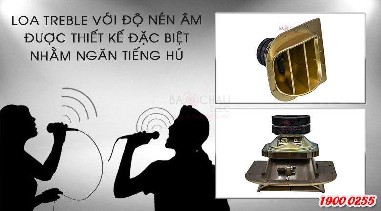 Loa karaoke BMB CSV-900(SE) Loa treble giảmtiếng hú tốt