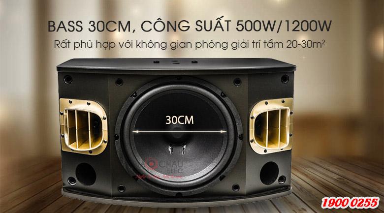 Loa karaoke BMB CSV-900(SE) Công suất cao cho giải trí sôi động