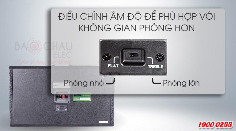 Loa karaoke BMB CSV-900(SE) Chủ động điều chỉnh thanh âm theo phòng