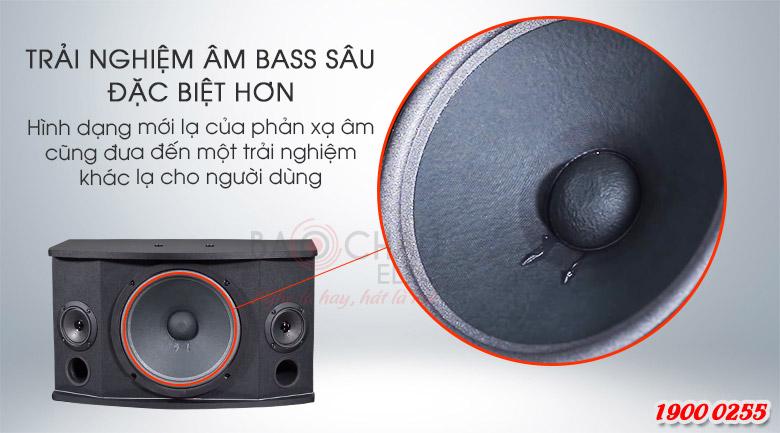 Trải nghiệm âm bass sâu đặc biệt với BMB CSN-500(SE)