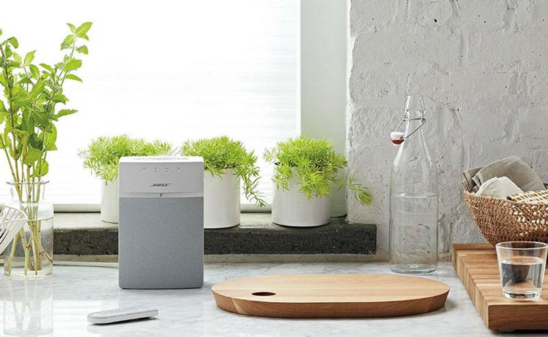 Loa bluetooth Bose đáp ứng tối đa nhu cầu nghe nhạc không dây của người dùng