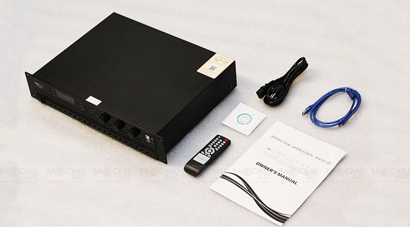 Cục đẩy liền vang BKsound DP3600 thiết kế hiện đại