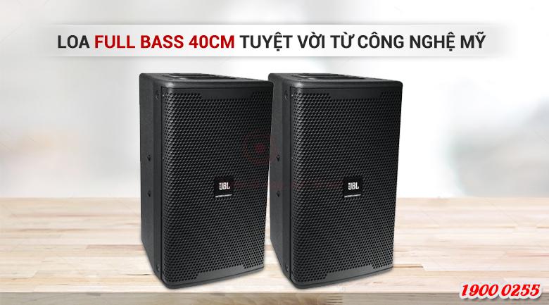 Loa JBL KP6015 - full đơn 4 tấc đơn có thể dùng cho karaoke, hội trường sân khấu cực hay
