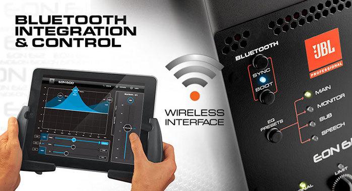 Loa karaoke Bluetooth JBL EON612 cực hay, giá tốt