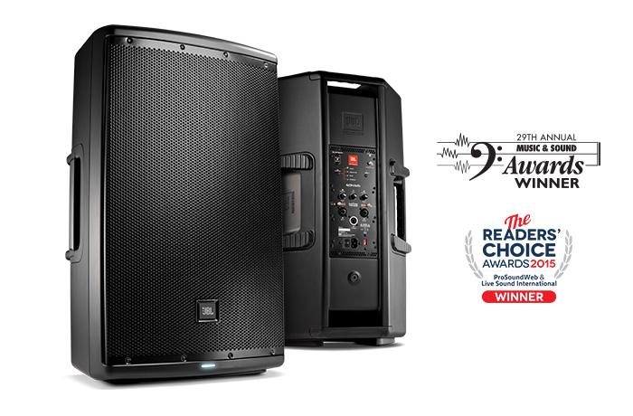 Loa karaoke bluetooth JBL EON615