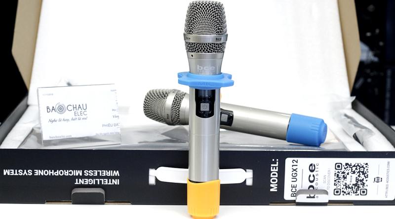 Micro không dây mang đến cho người dùng những trải nghiệm ca hát vô cùng tuyệt hảo