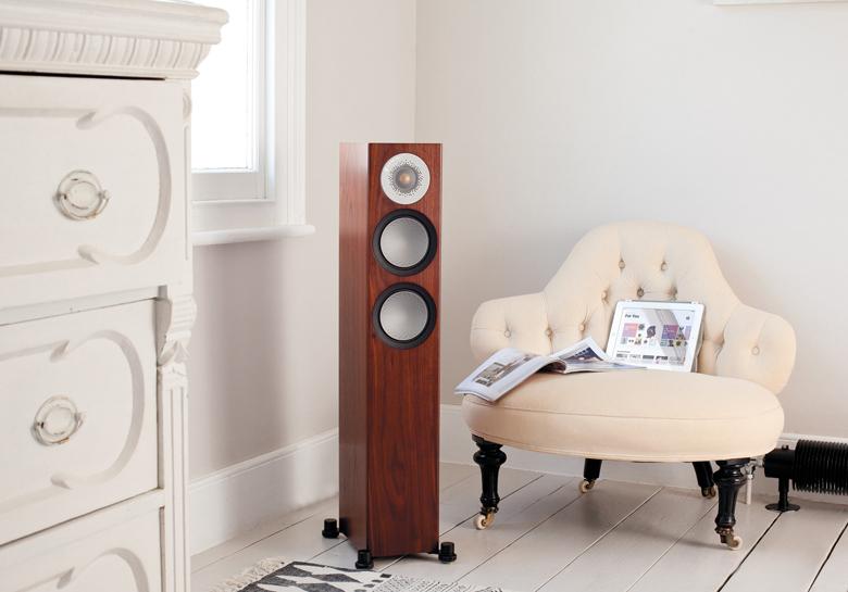 Loa Monitor Silver 200 thiết kế hiện đại, sang trọng