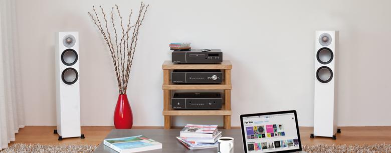 Loa Monitor Audio Silver 200 phù hợp với phòng 15-20m2