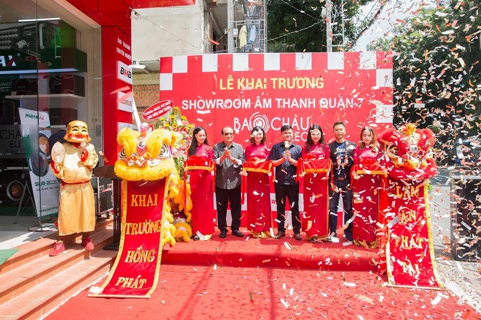 Showroom âm thanh Bảo Châu Elec TP. Hồ Chí Minh