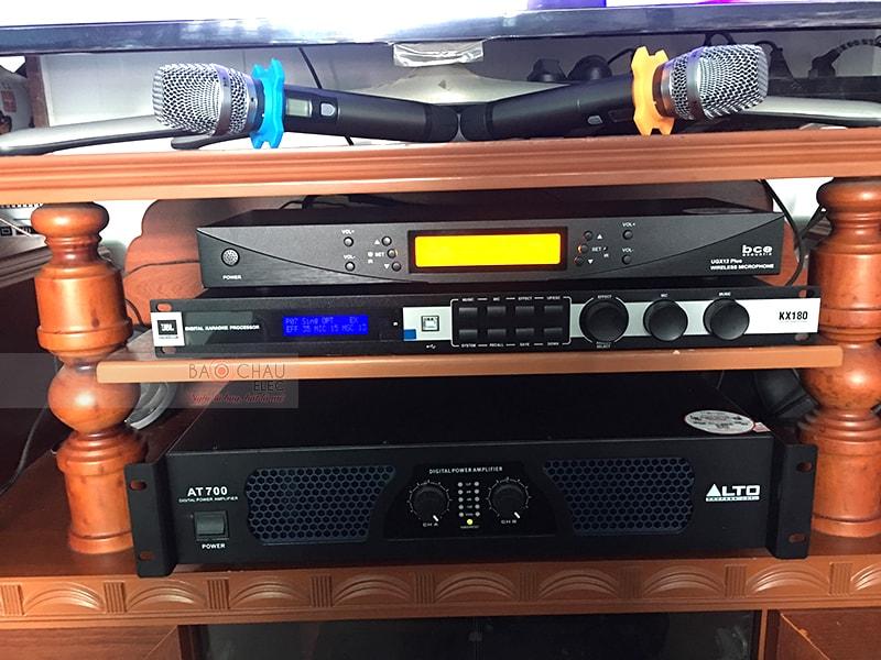 Hệ thống dây dẫn, jack kết nối lỏng lẻo hay hư hỏng là một nguyên nhân chủ yếu khiến dàn karaoke gặp sự cố