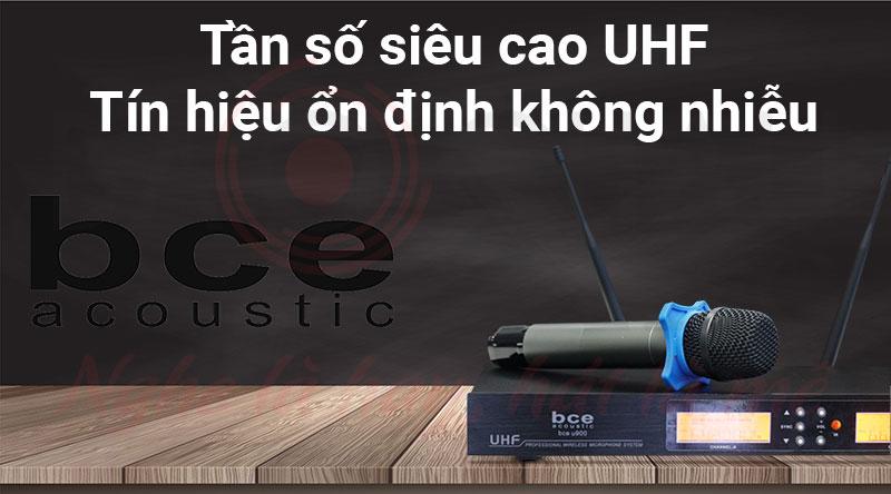Micro không dây BCE U900 (Version 2)