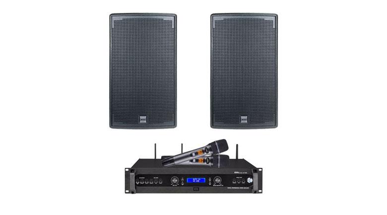 Dàn karaoke cao cấp 2020-05 cho âm thanh chắc khỏe, chân thực