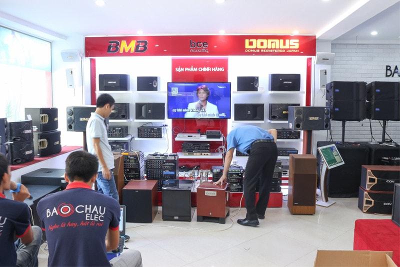 Showroom Bảo Châu Elec Hà Nội