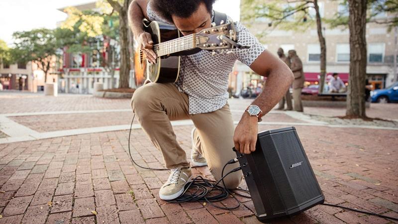 Loa Bose S1 Pro có phải là người bạn âm nhạc tuyệt vời mùa dịch ? 7