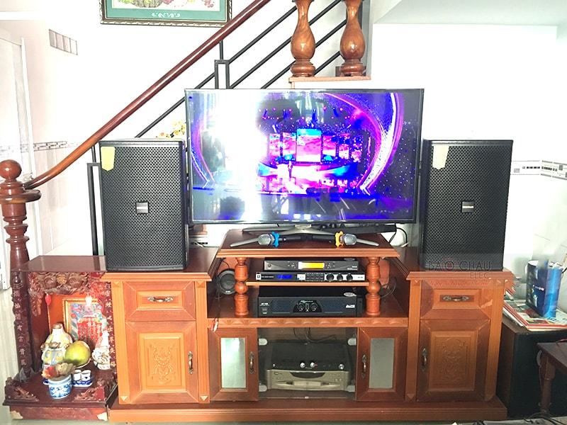 Micro không dây BCE là mảnh ghép hoàn hảo dành cho các dàn karaoke gia đình