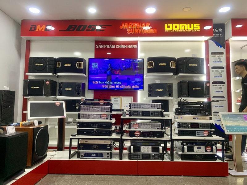 Mua cục đẩy công suất tại Bảo Châu Audio