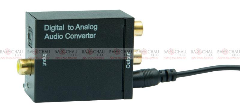 Bộ chuyển đổi Optical sang AV