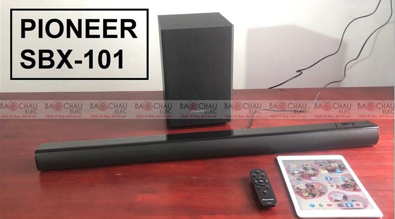 Bộ loa soundbar Pioneer SBX-101