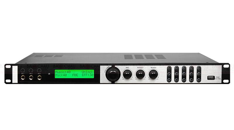 Vang số Bksound X6 Luxury khả năng tinh chỉnh âm thanh linh hoạt