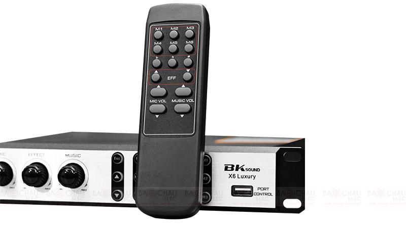 Vang số Bksound X6 Luxury giá tốt nhất tại Bảo Châu Audio