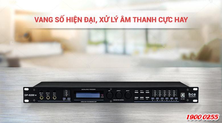 Vang số BCE DP-9200+ - Top 3 vang số karaoke gia đình hay nhất