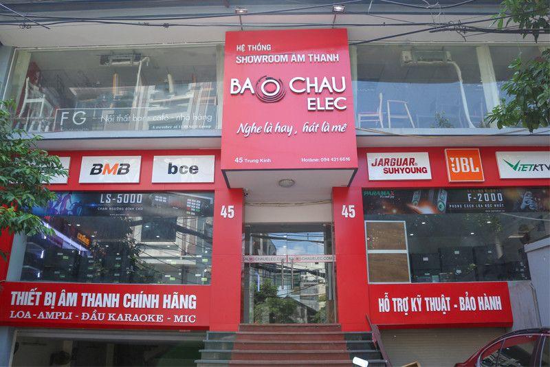 Bảo Châu Elec 45 Trung Kính Hà Nội