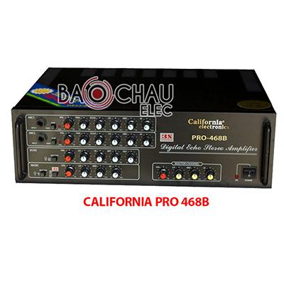 Amply Karaoke California Pro 468B