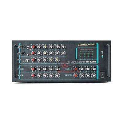 Amply Karaoke Boston PA-8000II (4CH x 150W)