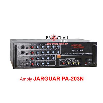 Amply Jarguar Suhyoung 2 kênh PA-203N