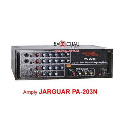Amply Karaoke Jarguar Suhyoung PA 203N