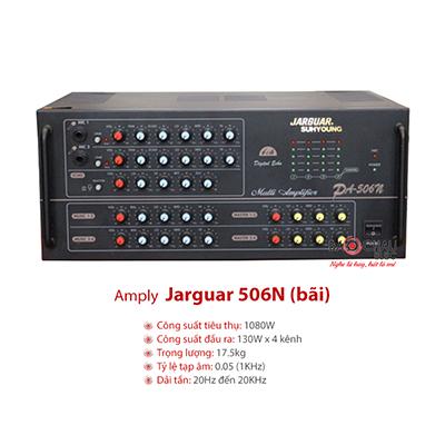 Amply Karaoke Jarguar 506N (hàng bãi)