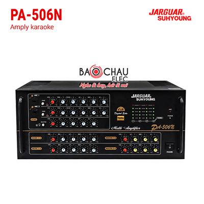 Amply Karaoke Jarguar PA 506N