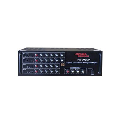 Amply Karaoke Jarguar Suhyoung 2 kênh PA-203DP (2CHx100W)